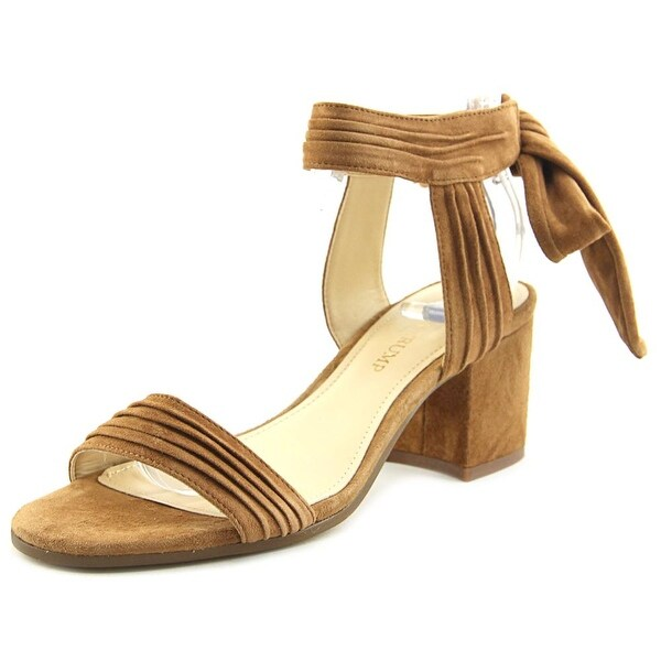 Ivanka Trump Edline Medium Brown Sandals