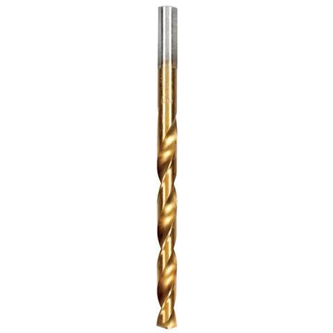 """Powerbuilt 1/4"""" Titanium Drill Bit - 642270M"""