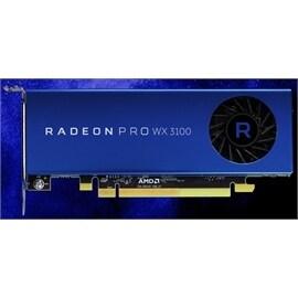 AMD Video Card 100-505999 Radeon Pro WX 3100 4GB GDDR5 10Bit PCI Express 2 x Mini-DisplayPort /DisplayPort Retail. Opens flyout.
