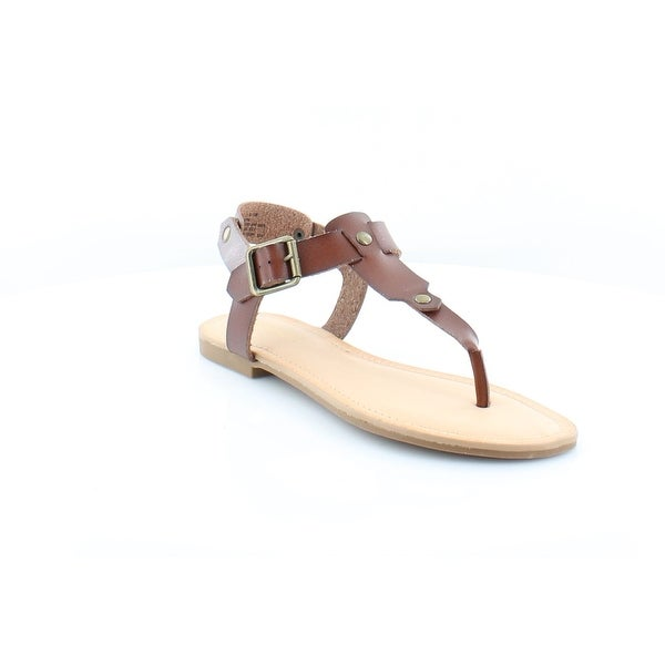 Madden Girl Matcha Women's Sandals Cognac