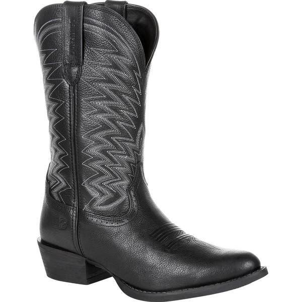 Round Toe Durango Men/'s Rebel Frontier Western Boot DDB0241