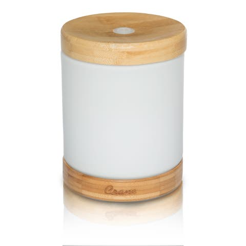 Crane Essential Oil Aroma diffuser Cool Mist Humidifier, Bamboo