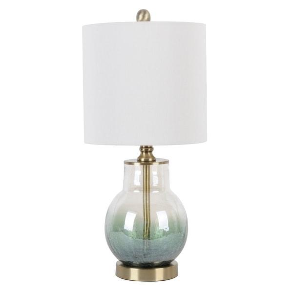 Braylon Art Glass LED Table Lamp. Opens flyout.