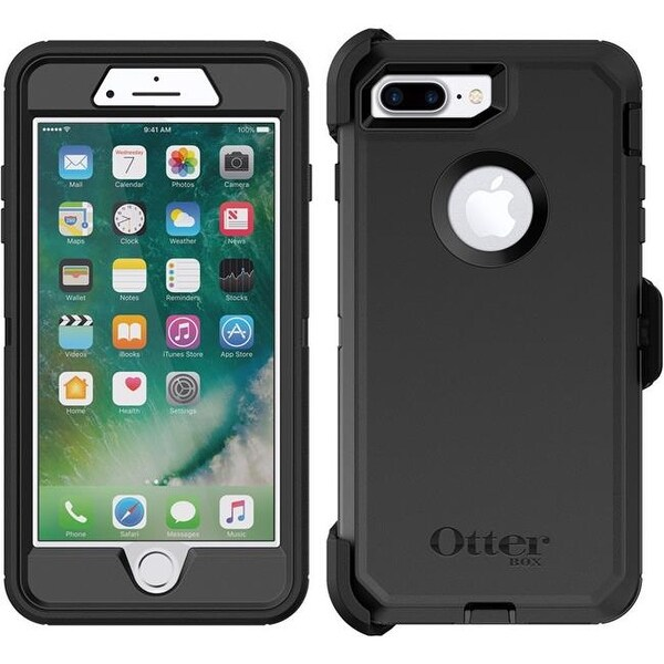 the latest f560a 5900e Otterbox 77-56825 Defender Series Case for iPhone 8 Plus & 7 Plus