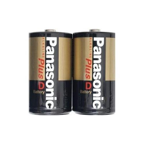 Panasonic AM-1PA/2B 2-Pack D Cell Batteries