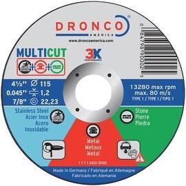 Shop Smith 4.5X3/64X7/8 Metal Wheel