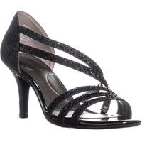 Bandolino Meggie Strappy Evening Sandals, Black