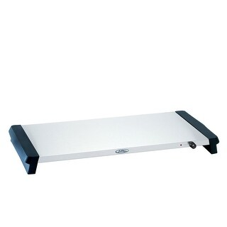 BroilKing NWT-28S Professional Extra Large Warming Tray, Stainless