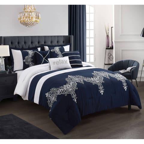 Grand Avenue Kingdom 6- Piece Comforter Set