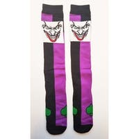 Joker Ladies Knee High Socks, Action Movies by Hypnotic Hats Ltd
