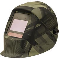 Forney 55711 Master Series Edge Auto-darkening Welding Helmet, Edge Master