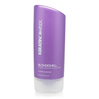 Keratin Complex Blondeshell Debrass & Brighten Conditioner 13.5 Oz New Bottle