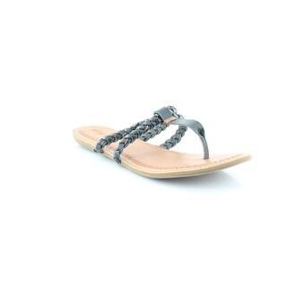 Roxy Giza Women's Sandals & Flip Flops Black