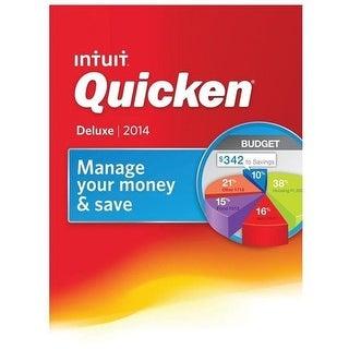 Quicken Deluxe 2014 Windows