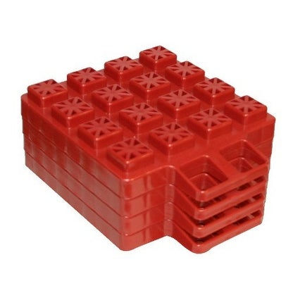Valterra A10-0916 Stacker, (Pack of 4) - Red