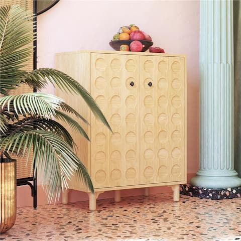 Avenue Greene Costello Bar Cabinet - N/A