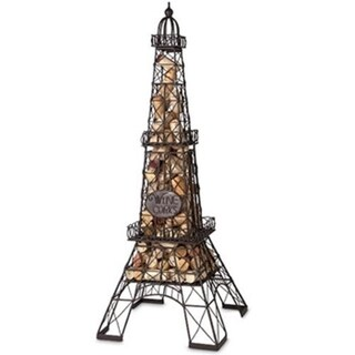 Epic Products Cork Cage, 25-Inch Eiffel Tower
