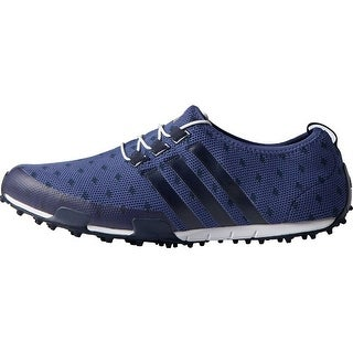 Adidas Women's Ballerina Primeknit Raw Purple/Collegiate Navy Golf Shoes F33500