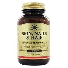 Solgar Skin Nails & Hair Tablets 60