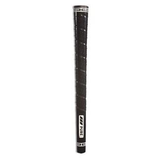 Pure Grips Standard Wrap Black 13 Piece Golf Grip Bundle