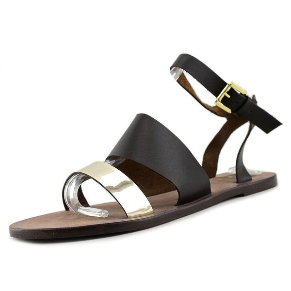 29 Porter Rd Sasha   Open Toe Synthetic  Slides Sandal