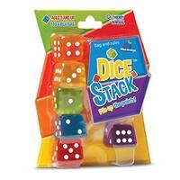 BLUE ORANGE GAMES Dice Stack Stacking Dice Game for Kids