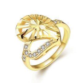 Modern Twist to The Classic Gold Ring