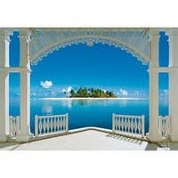 Brewster DM282 A Perfect Day Wall Mural