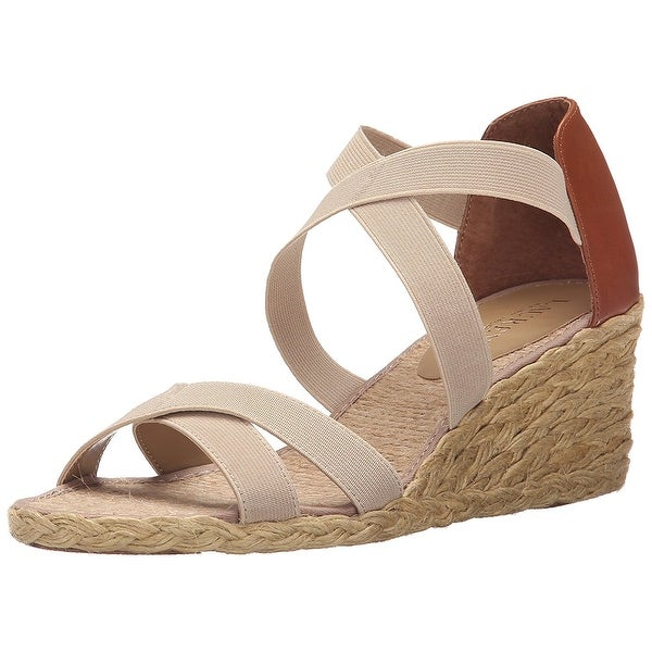 19cab6b200d Shop Lauren Ralph Lauren Women's Cortney Espadrille Wedge Sandal ...