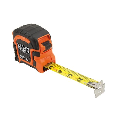 Klein tools tape measure double-hook magnetic