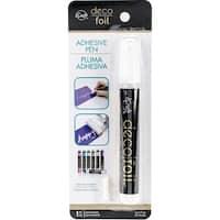 - Deco Foil Adhesive Pen .34Fl Oz