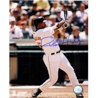 Signed Hidalgo Richard Baltimore Orioles 8x10 Photo autographed