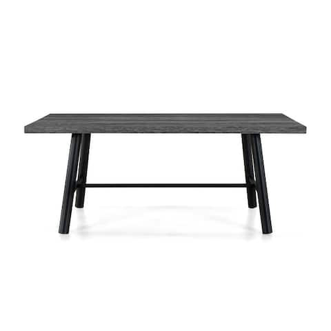 Maddox Faux Wood Coffee Table by Christopher Knight Home
