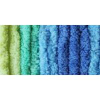 Surf Variegated - Bernat Blanket Brights Yarn