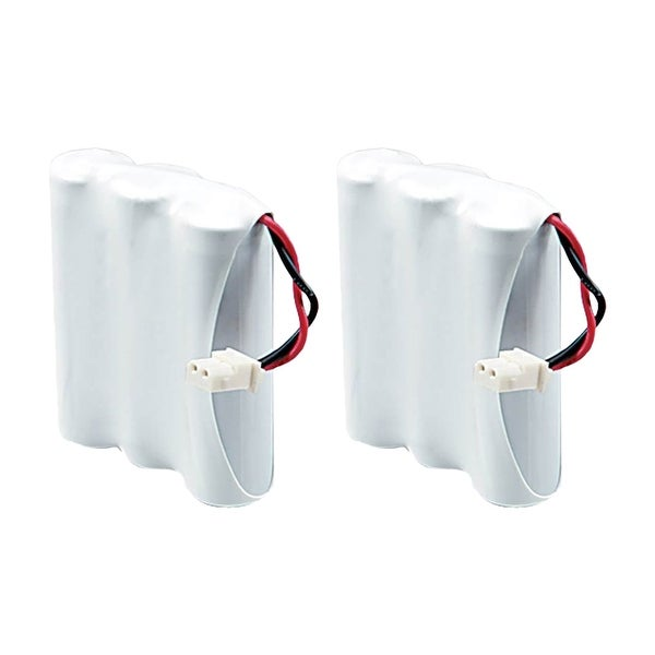 Replacement For GE/RCA 5-2358 Cordless Phone Battery (700mAh, 3.6V, Ni-Cd) - 2 Pack