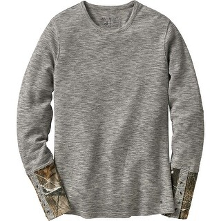 Legendary Whitetails Ladies Huntress Crew Neck Thermal