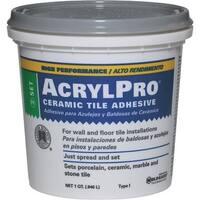 Custom Building Prod. Qt Pl Cermic Tile Mastic ARL4000QT Unit: EACH