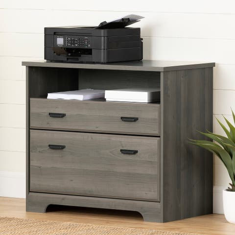 South Shore Versa 2-Drawer File Cabinet