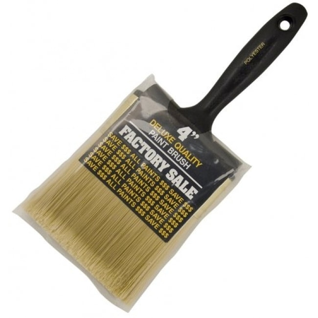 Wooster P3974-4 Factory Sale Deluxe Quality Paint Brush, 4