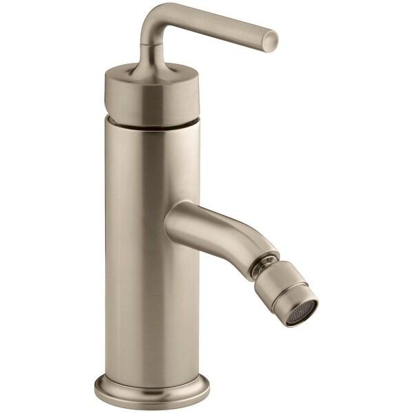 Shop Kohler K 14434 4a Purist Horizontal Swivel Spray Aerator Bidet