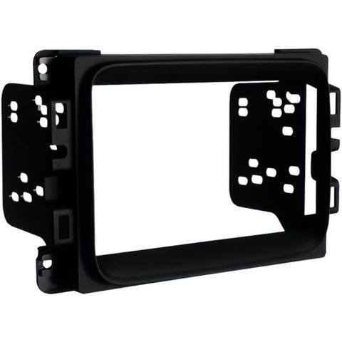 """METRA 95-6518B 2013 & Up Ram(R) 1500/2500/3500 without 8.4"""" Screen Double-DIN Mount Kit - Pictured"""