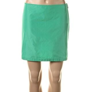 Catherine Malandrino Womens Mini A-Line Skirt - 4