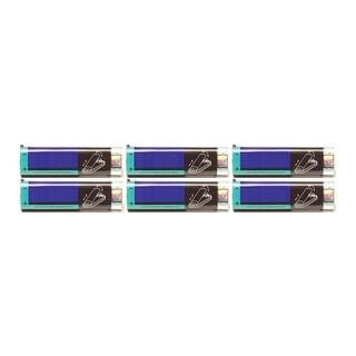 New Replacement Battery For MOTOROLA NNTN4190A/ KEBT-047-1/ NTN8971B/ SNN5292 Mobile Phones- 6 Pack