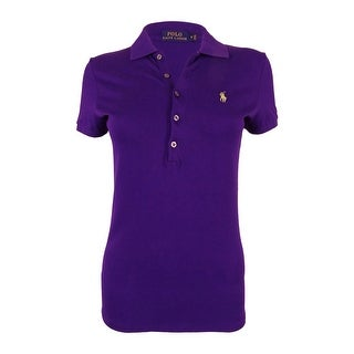 Polo Ralph Lauren Women's Polo Shirt - s