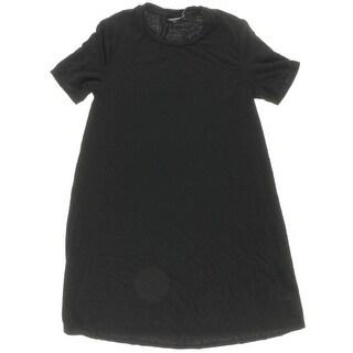 TopShop Womens Knit Stretch Maternity Dress - 6