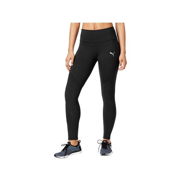 cf84ea2a0ddd Shop Puma Womens Athletic Leggings Yoga Running - Free Shipping On ...