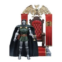 "Marvel Select 7"" Action Figure: Doctor Doom - multi"