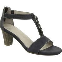 ara Women's Rosalyn 34663 Sandal Navy Nubuck