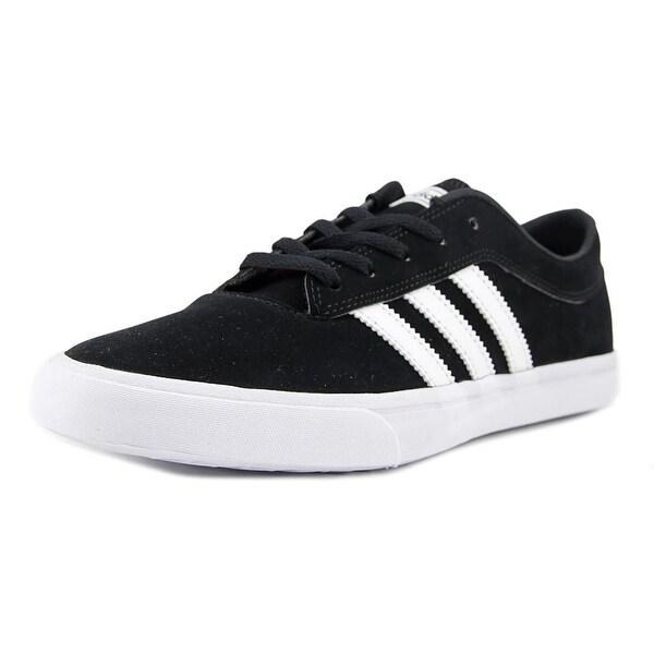 Adidas Sellwood Men Round Toe Synthetic Black Skate Shoe