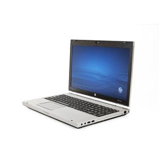 HP Elitebook 8560P Intel Core i7-2760QM 2.4GHz 2nd Gen CPU 8GB RAM 128GB SSD Windows 10 Pro 15.6-inch Laptop (Refurbished)